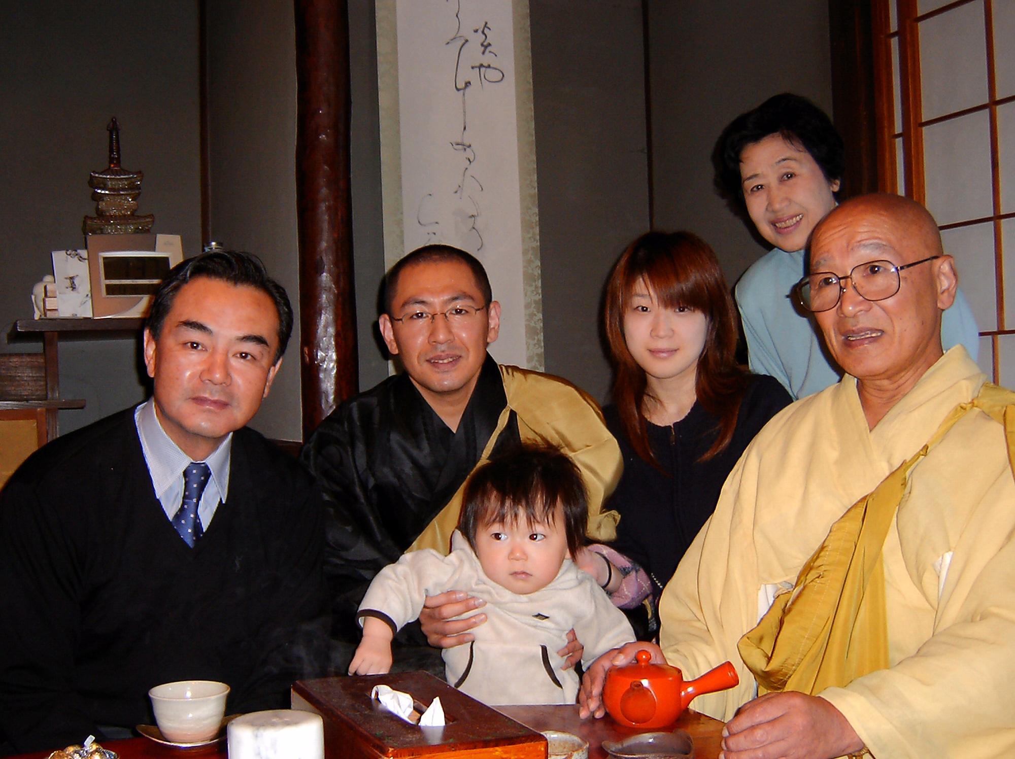 王毅中国駐日大使